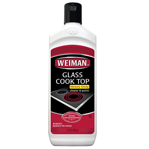 Weiman 72 Glass Cleaner Polish