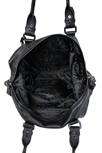 Mac Steeve Noir Sac Vesuvio à Noir Douglas main rT5w1r