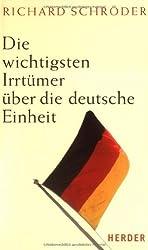 Die wichtigsten Irrtümer über die deutsche Einheit