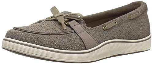 Grasshoppers Women's Windham Speckle Fashion Sneaker,Walnut Speckle,8.5 W US 8.5 Walnut