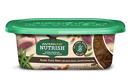 Rachael Ray Nutrish Natural Wet Dog Food, Rustic Duck Stew W