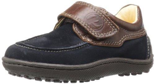 - Primigi Edward-E Velcro Shoe (Infant/Toddler/Little Kid/Big Kid),Black/Brown,33 EU(1-1.5 M US Little Kid)