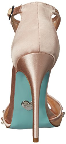 Betsey Sandal Women's Champagne Dress Johnson Holly SB US Black qwzRrgqx