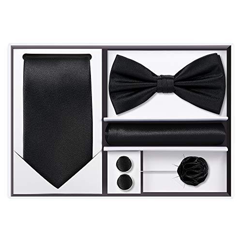 5pcs Tie set (Black)