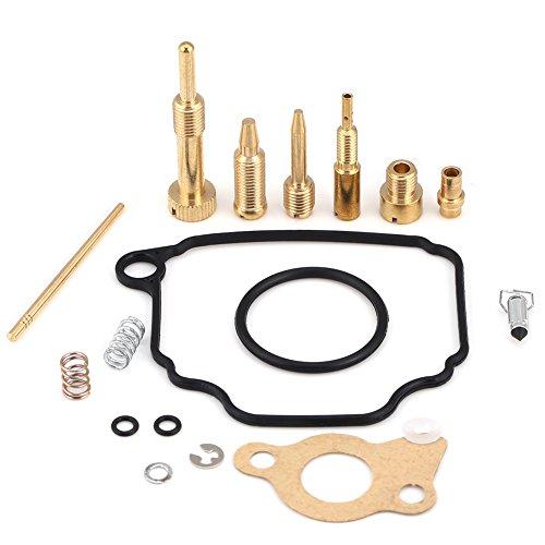 18Pcs Motorcycle Carburetor Rebuild Kit Carb Repair Tool for Yamaha TTR-90 TT-R90E 2000-2005