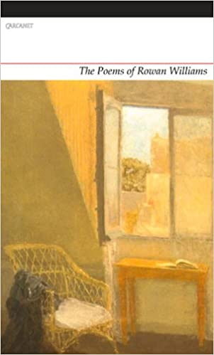 Image result for rowan williams poetry book