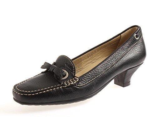 Geox Court Shoes D Jane Leather Pumps Ladies' Shoes Ladies Shoes Leather Black gxQ5P