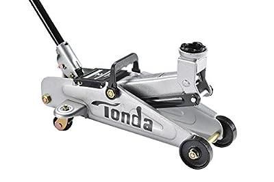 TONDA 2 Ton Capacity Garage Floor Jack Heavy Duty, Quick Lift