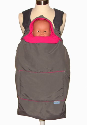 1206a8cba55 Amazon.com   Tivoli Couture Mommy s Hug Baby Carrier Cover and ...
