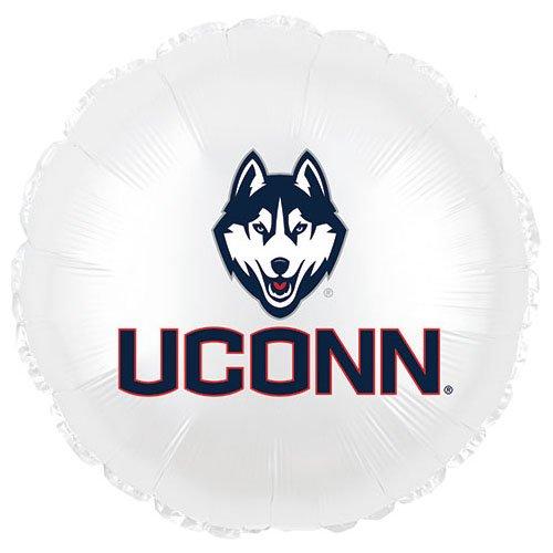 (CTI Balloons Foil Balloon 115466HV University Of Connecticut Uconn Huskies, 17