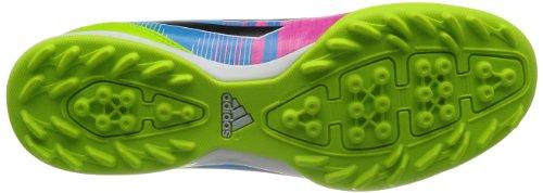 Adidas F10 TRX TF Messi Fussballschuhe running white-black-solar slime - 44 2/3