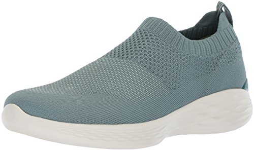 Skechers Womens You-14968 Sneaker Verde