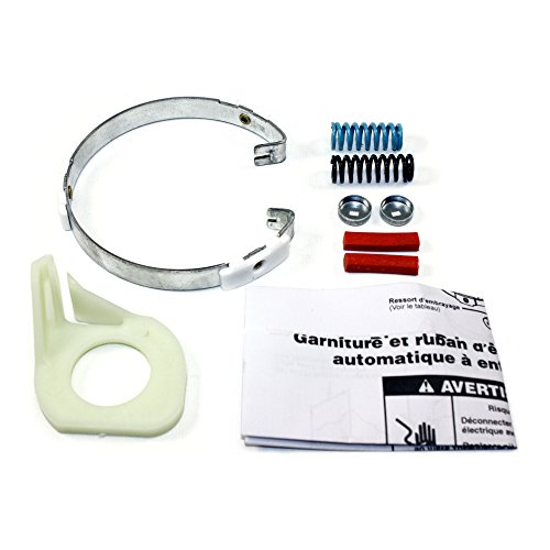 kenmore washer clutch band - 1