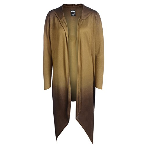 Musterbrand Star Wars Women Cardigan Wookiee Brown XS -
