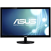 Asus VS228H-P 21.5 LED LCD Monitor - 16:9 - 5 ms