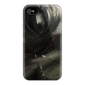 Hot ARA6054Cqsx Cases Covers Protector For Iphone 6- Monster Slayer