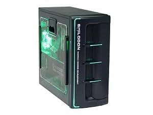 RAIDMAX SMILODON Extreme ATX Mid Tower Case ATX-612WEB