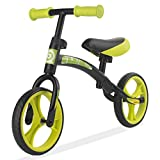 ZEBRA SPORTS Balance Bike Trainning Bike Light Weight No Pedal for Toddlers Ages 2,3,4,5 Kids