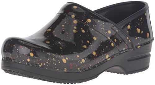 Sanita Dames Slim Step-speckle Mule Multi