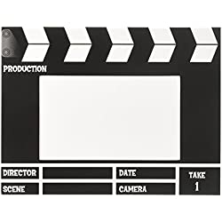 Movie Clapper Board Photo Frame Cutout