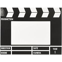 Movie Clapper Board Photo Frame Cutout