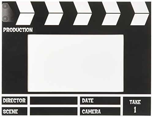 Movie Clapper Board Photo Frame Cutout (Picture Movie Frames)