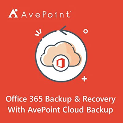 Unlimited Cloud Backup for Office 365 [1 Month Subscription]