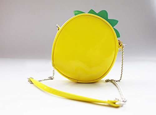 Zarapack - Borsa a tracolla donna Pineapple
