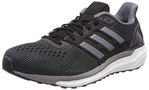 adidas Herren Supernova Laufschuhe Schwarz (Core Black/core Black/grey Three F17)