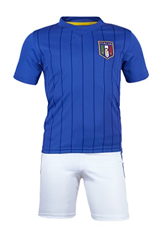 Rass Sport Soccer Jersey Chlidren - Italy - - Usps Tracking Uk