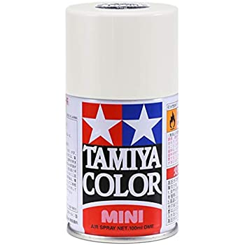 Tamiya TS-80 Spray Synthetic Lacquer Paint, Clear Flat