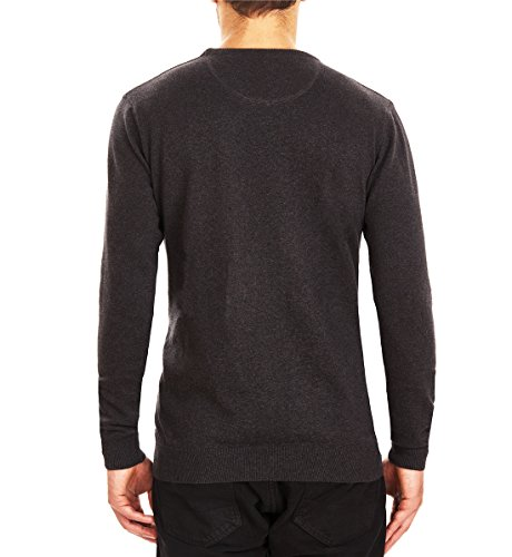 Mens Guide London Jumper | KW2572 | Charcoal