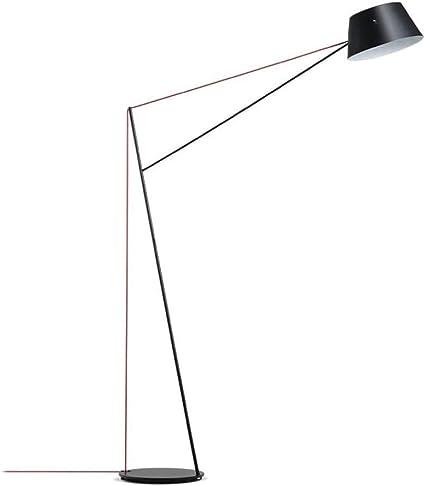 Yexin Led Stehlampe Fur Lesen Und Basteln Fur Wohnzimmer Schlafzimmer Und Buros Moderne Stehaufgabe Verstellbarer Arm Rundstrahlkopf Schwarzer Industriestock Grosse B Amazon De Kuche Haushalt