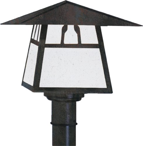 Craftsman Outdoor Column Lights
