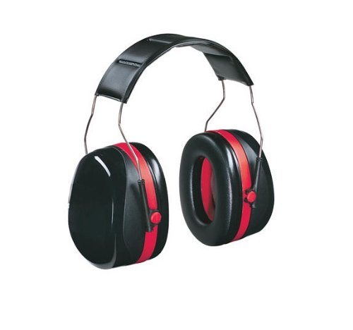 3M Peltor H10A Optime 105 Earmuff, 105 dBA, Outdoor Stuffs