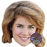 Celebrity Cutouts Palina Rojinski Big Head. Larger Than Life mask.