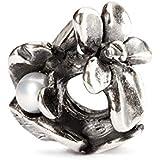 Trollbeads Beads in argento 925 Viola di Febbraio TAGBE-00028