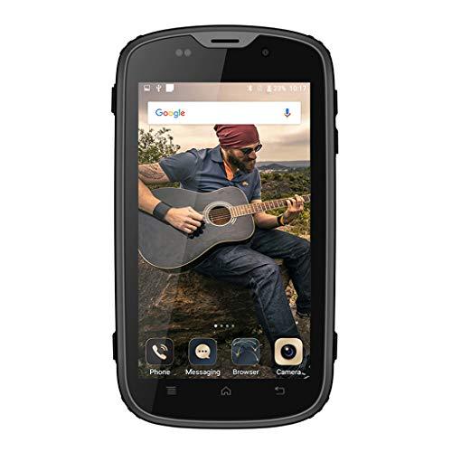 Waterproof Smartphone Hot Sale!NDGDA KENXINDA PROOFINGS W5 Smartphone 4.0'' Android 5.1 MT6735 1G/8G (Gray)