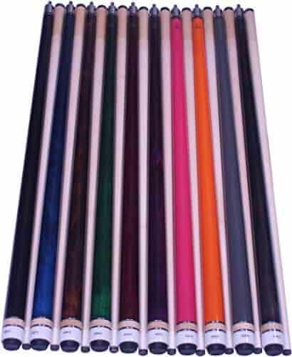 Sports \u0026 Fitness Iszy Billiards Hard Pool Cue Stick Carrying Case Choose 2x2 or 2x4 Size cd-2x2 ...