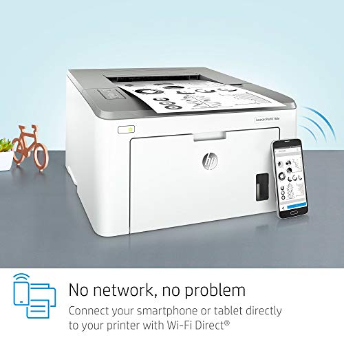 HP Laserjet Pro M118dw Wireless Monochrome Laser Printer with Auto Two-Sided Printing, Mobile Printing & Built-in Ethernet (4PA39A) by HP (Image #8)