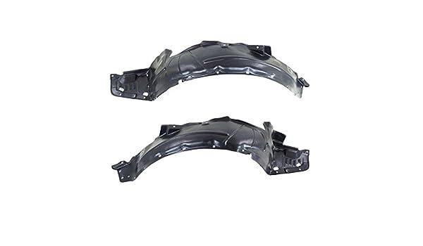 Front Engine Splash Shield Plastic For Acura TSX 04