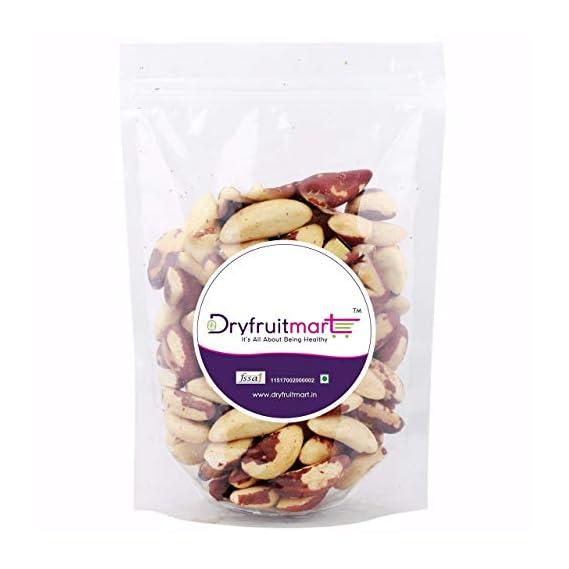 Dryfruit Mart Brazil Nuts, 250g