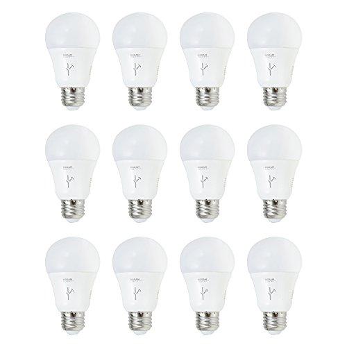 Sylvania Lightify 60-Watt A19 Tunable White Smart LED Light Bulb (12 Pack)