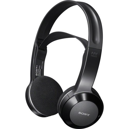 Sony Stereo Headphones Self Adjusting Connection