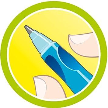 ergonomica EASYergo 3.15 con temperamatite HB blister da 1 per destrimani Portamine colore: Verde Stabilo