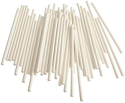 Cake Pop Sticks 8 Paper For Pops Lollipops Candy Apples