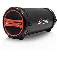 AXESS SPBT1031 Portable Bluetooth Indoor/Outdoor 2.1...