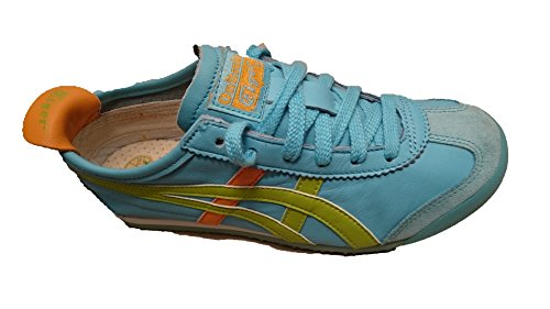 Onitsuka Tiger MEXICO 66 HL202 pelle river blue