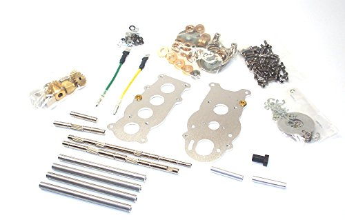 - Tamiya 1:10 Ford F-350 High-Lift Spare Part 9400456 Metall-Pieces Bag A TFH