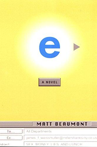 E: A Novel (Beaumont-shops)
